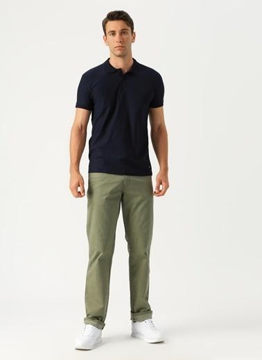 Lee&Wrangler Pantolon Yeşil